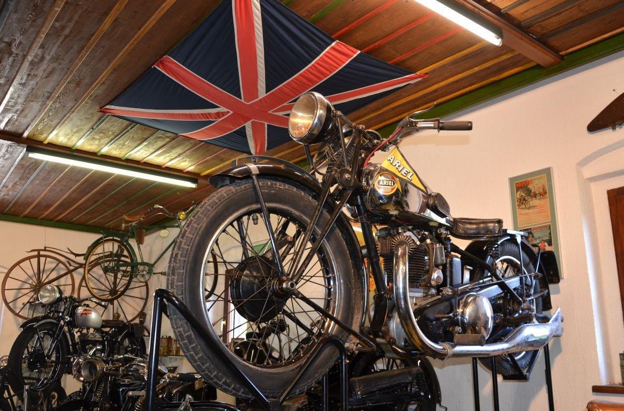 Muzej motociklov Grom, Vransko