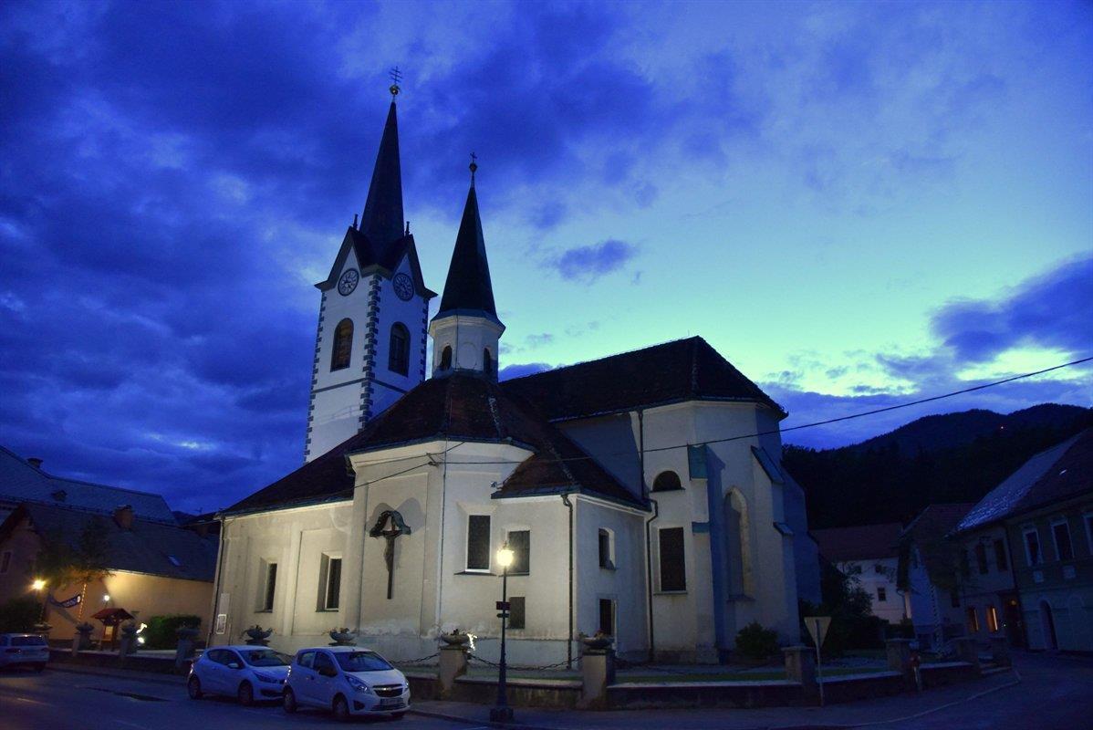 Cerkev sv. Mihaela Vransko