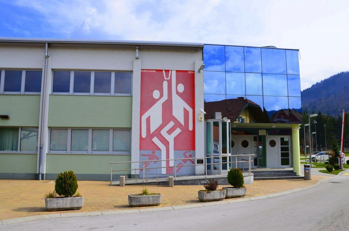 Športna dvorana Vransko