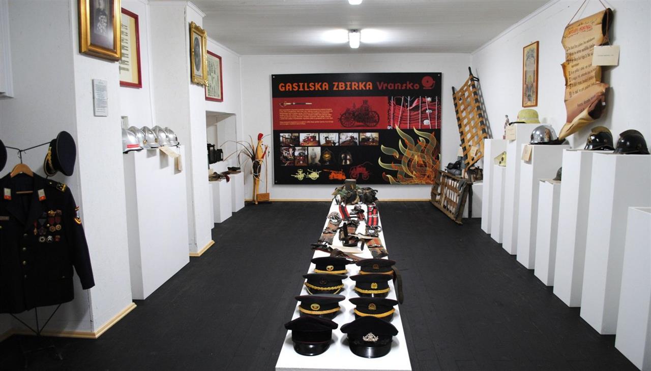 Gasilska zbirka v Prekopi