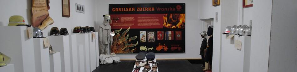 Gasilska zbirka Vransko, Gasilski dom Prekopa