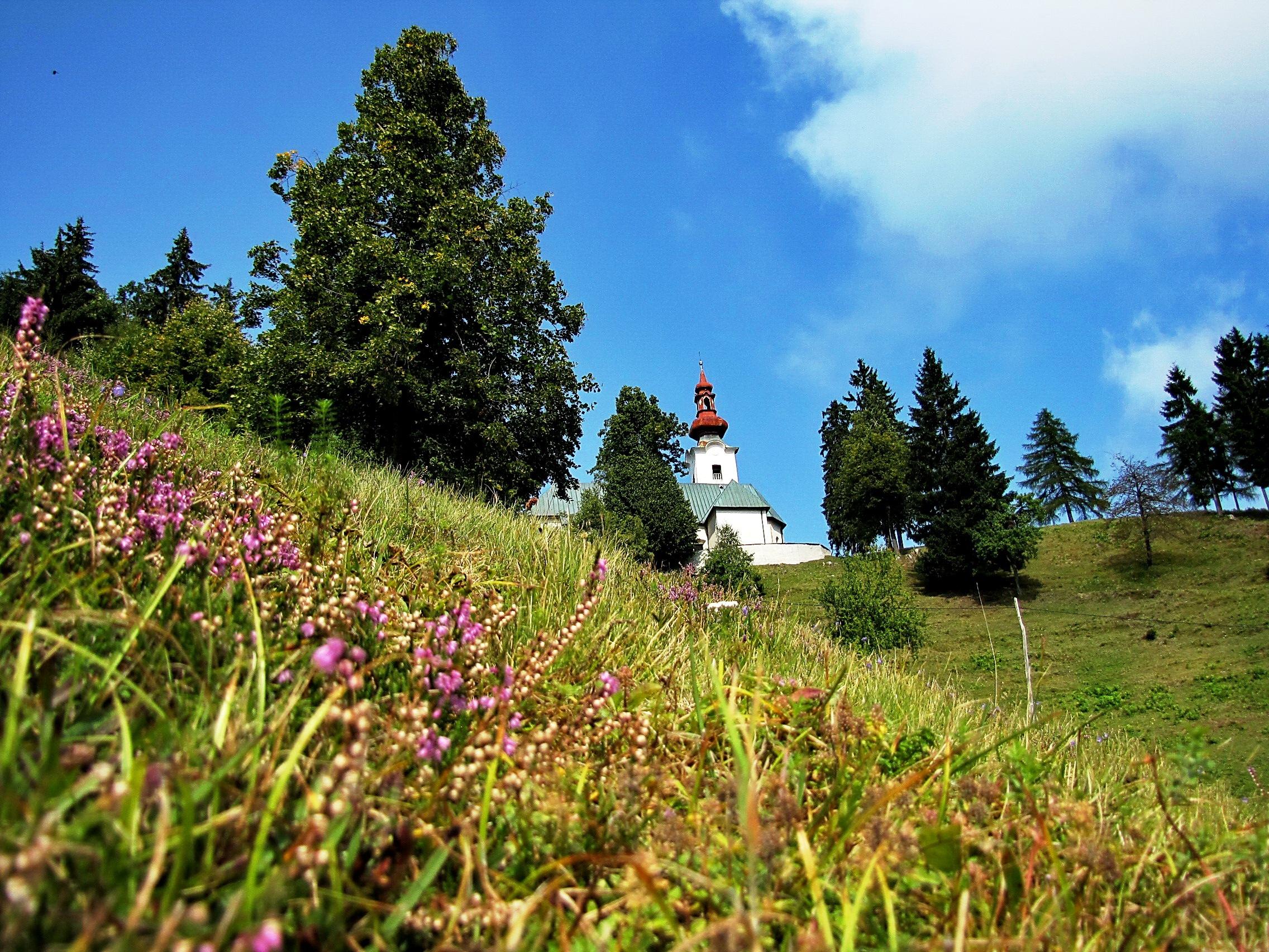 Cerkev Matere božje na Čreti