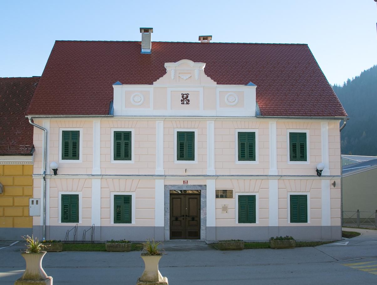 Schwentnerjeva hiša na Vranskem