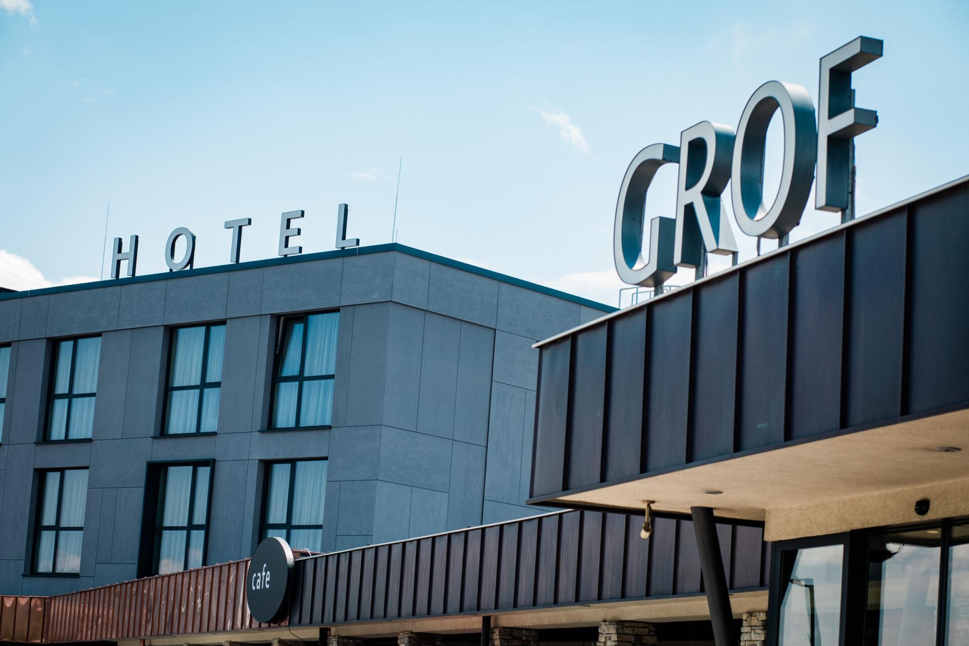 Gostilna in hotel Grof, Čeplje
