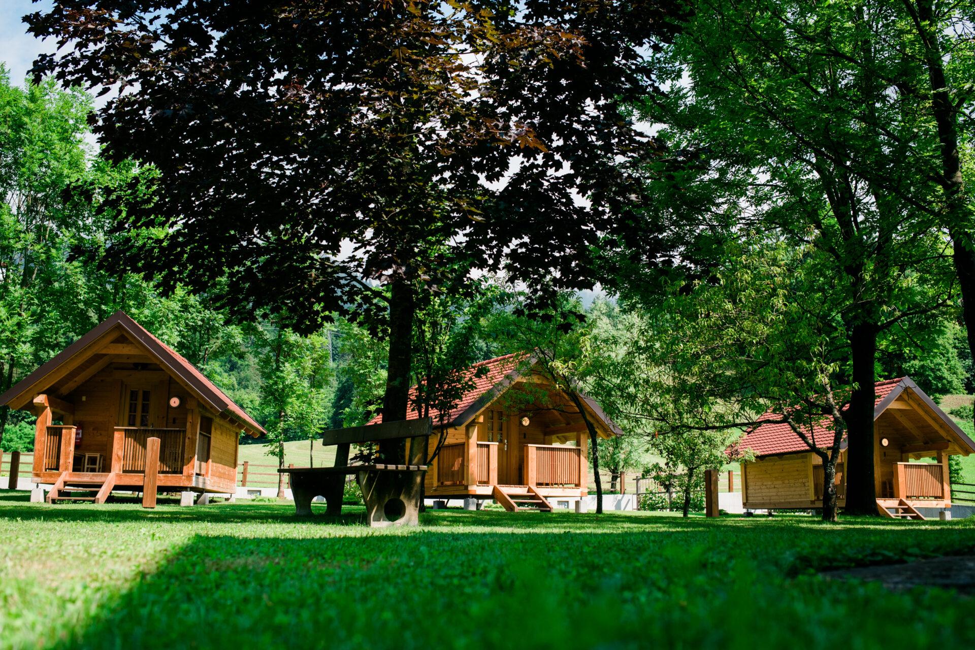 Kamp Podgrad, Prapreče