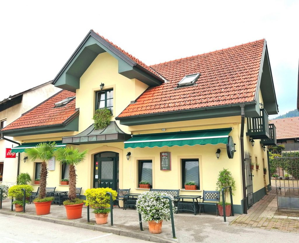 Golobček Bed & Pizza, Vransko