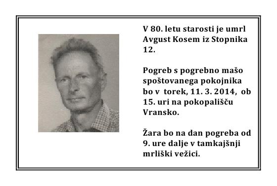 Osmrtnica Kosem_page_1
